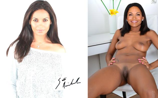 salli richardson nude fakes