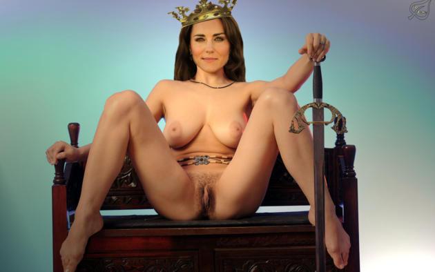 Kate middleton porno
