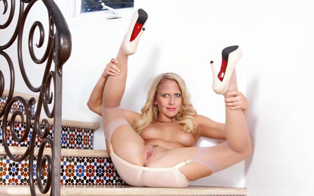 Fake barbara schöneberger nude Celebrity fakes
