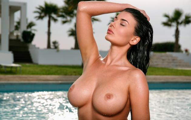 Li boobs lucy Lucy Li