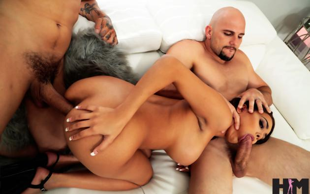 aaliyah hadid, porn star, threesome, fuck, blowjob, ass, doggy, boobs, tits, sex, dick, cock, suck dick, hot ass, doggy sex