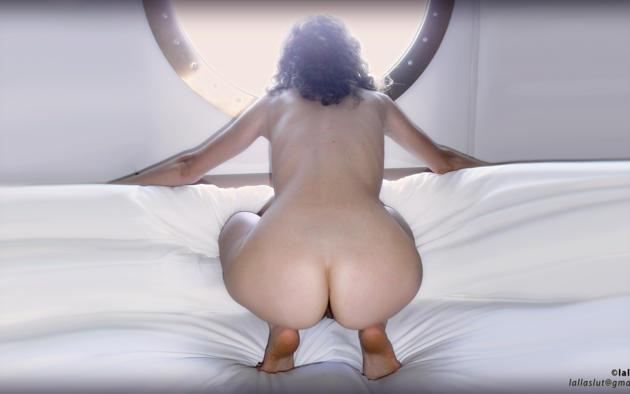 wife ass nude