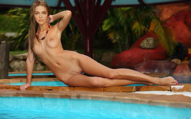 Denise richards fake nude