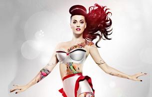 red-haired, tattoo, katy perry, katy, latex, shiny, rubber, fetish, artwork, body art, fetish babe, katheryn elizabeth hudson