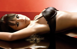 brunette, lingerie, jordana brewster, sexyx, sexy, hot, black