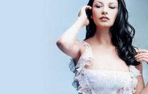 catherine zeta jones, actress, brunette