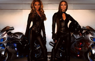 beyonce, j lo, jennifer lopez, singer, bike, beyonce knowles, leather
