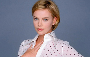 сharlize theron, blonde, actress