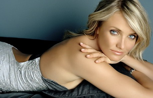 cameron diaz, actress, blonde, удачный вид