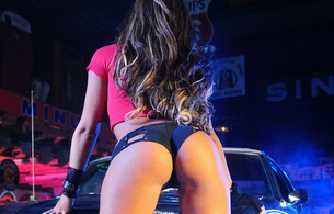 ass, car, ass shot, beautiful buns