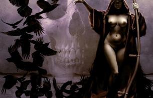 fantasy, nude, titts