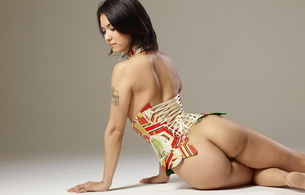 asian, brunette, ass, maria ozawa