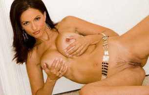 brunette, nude, titts, pussy