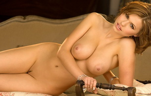 nude, big titts, pussy, iga wyrwal, redhead, big tits, tits, sofa, eva wyrwal, huge areola, landing strip