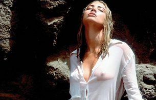 wet, titts, keira knightley