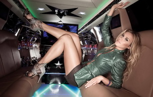 sexy legs, renata kuerten, model, brazilian, limousine
