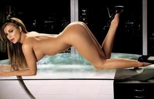 carmen electra, actress, nude, titts, doggy