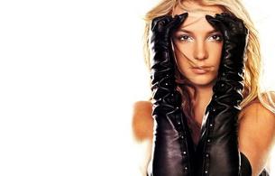 britney spears, singer, blonde, gloves
