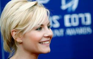 elisha cuthbert, actress, blonde, smile