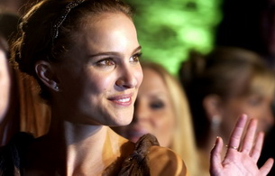 natalie portman, smile, actress, brunette