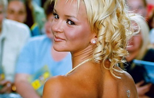 jennifer ellison, actress, singer, blonde, model, smile