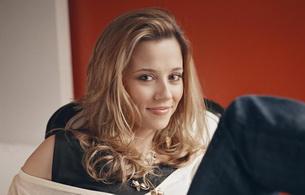 linda cardellini, actress, blonde, smile