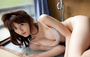 mikie hara, asian, hot, sexy, busty