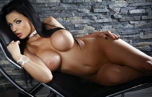 big tits, brunette, aletta ocean