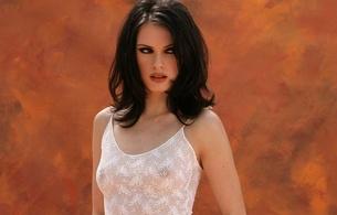 amber, beautiful, sexy, charming, model, digital desire