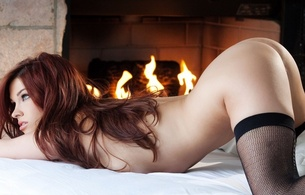 sabrina maree, nude, pose, nice, lo-res, sexy, naked, fireplace, juicy, beauty, hot, hot, sexy, erotic, round ass, round boobs, tight, beauty, lingerie, silky body, alluring, sensuous, tempting, teasing, titty, blonde, booby, juggs, melons, woman, girl, babe, lady, desirable, d, asses up