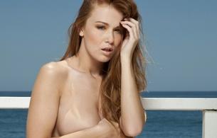 leanne decker, redhead, hot, sexy