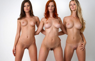 carisha, nude, sexy, three, boobs, caprice, little caprice, ariel piperfawn, ariel, carisha, 3 babes