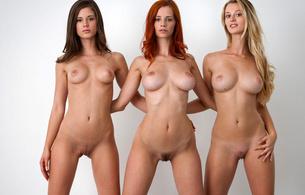 carisha, nude, sexy, three, boobs, caprice, little caprice, ariel piperfawn, ariel, carisha, 3 babes