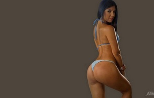 nicole aldana, tica, ass, beautiful, lingerie