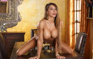 madison ivy, close up, masturbation, piercing, big boobs, trimmed pussy, shoes