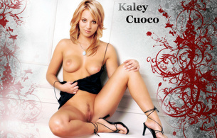 kaley cuoco, celebrity, actress, fake, boobs, pussy, spreading legs, tippy toes, perfect girl, kaley christine cuoco-sweeting, celebrity fake