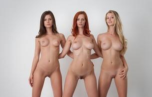 caprice, ariel, carisha, boobs, pussy, trimmed, sexy, hot, trio, ariel piperfawn, little caprice, three, 3 babes, nice tits, nipples, hi-q