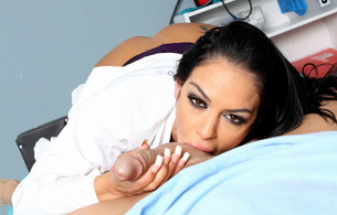 angelina valentine, blowjob, cock sucking, big dick, big cock, hard cock, nurse