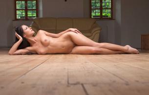 melisa, brunette, nude, naked, girls, sexy, amateur, model, outdoor, melisa mendiny, lexa, hi-q