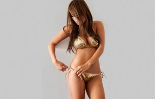 justene jaro, beauty, brunette, latina, gorgeous, tits, bikini, glamour, asian, asian girl, phillipina, minimalist wall, erotic, lingerie series