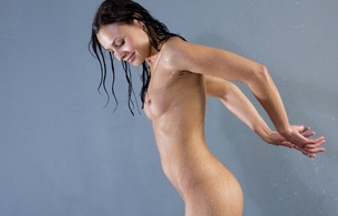 taini a, nivetta, model, nude, pussy, ass, tits, legs, smile, wet, hi-q