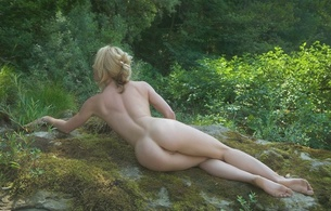 violla a, blonde, hot, nude, naked, sexy, cute, model, erotic, outdoor, ass, pussy, back, julia s