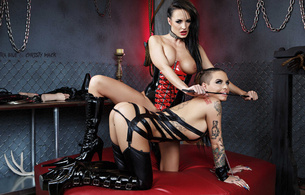 alektra blue, christy mack, hot, pornstar, high heels, boots, boobs, big tits, latex, lesbian, dungeon, dominatrix, mistress, bdsm, chains, tattoo, knee boots, lycra, shiny, fem dom, submissive, 2 babes, slave, knee boots, fetish, nice rack, sexy ass, enhanced boobs, fetish babe, babes in boots, two, whores, plateau boots, alektra and christy, sexy, ass wallpaper, underbust corset