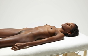 black, chocolade, , hires, massage, shaved, oiled, pussy,  valerie,  tits,  breasts,  nipples,  valerie