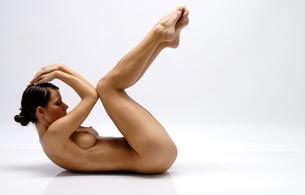 carrie du, landing, strip, naked, yoga, melisa, feet, brunette, melisa mendiny, kristina walker, carrie du four, lexa