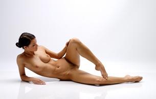 carrie du, landing, strip, naked, yoga, melisa, feet, brunette, pussy, melisa mendiny, kristina walker, carrie du four, lexa