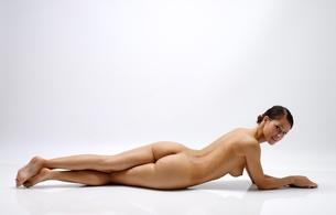 carrie du, landing, strip, naked, yoga, melisa, feet, butt, melisa mendiny, kristina walker, carrie du four, lexa