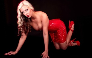 sybella, amateur, blonde, sexy babe, milf, pvc, doggy, high heels, fetish, minimalist wall, black, red, robe, heels, kneeling, doggy, decollete, pin up style, hi-q, shiny clothes, high heels, german, lingerie series, sexy, decollete, minimal
