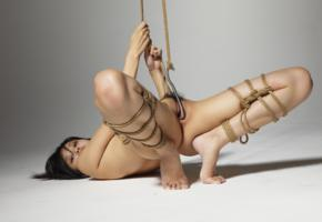 lulu, asian girl, nude, pussy, tied, submissive, bdsm, bondage, konata, rope, hi-q, delicious, sexy, perfect girl, asian