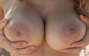vanea h, blonde, big boobs, nude, naked, tits, boobs, funbags, hooters, norks, nipples, huge areola